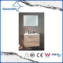 Combinaison de toilette 2 tiroirs pour salle de bain (ACF8937)