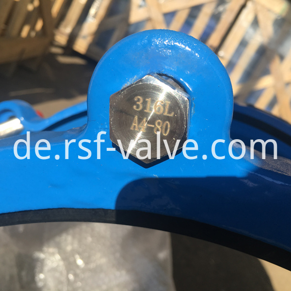 316l Bolt And Nut Flexible Coupling 2
