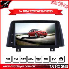 Hla8840 pour BMW 1-F20 / 2-F22 DVD Navigation Car Win Ce 6.0 Voiture Audio