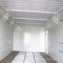 CE Car Painting Booth Spraying Equipment