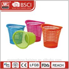 Household Oval Plastic waste bin