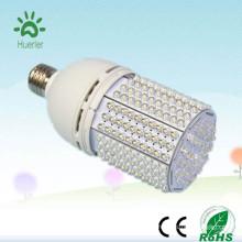 360 degrés avec un ventilateur de refroidissement interne 2000 lumen 100-240v 12v 24v cc 20w 18w lumières de jardin 24 volts e27