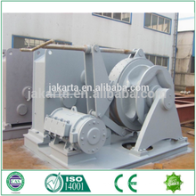 buyer recommand anchor winch from China supplier