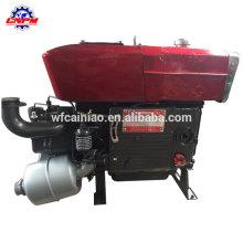 tragbarer 4-Takt wassergekühlter Einzylinder-Dieselmotor