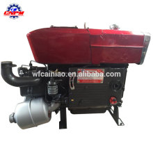 portable 4 stroke water cooled single cylinder diesel engine