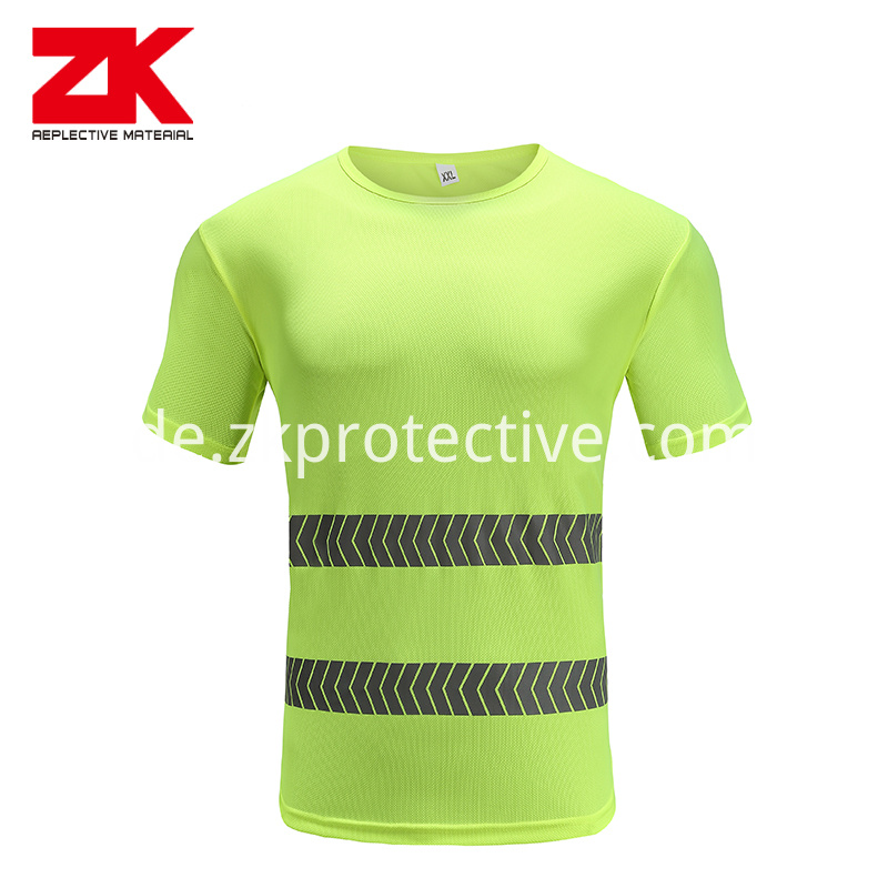 Hi Vis Running T Shirt