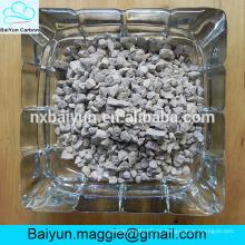 Ningxia Baiyun fábrica profesional suministro de zeolita natural para el tratamiento del agua