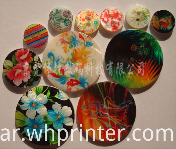button digital printing