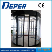 AUTOMATIC CURVED SLIDING DOOR