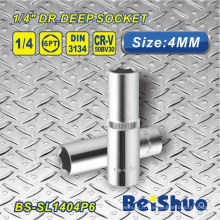"1/4 ""Dr. Deep Socket - BS-SL1404p6- Outil à main -Hardware Tool"