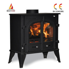 Wood Burning Room Heater (CR-C10-SB)