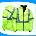 Ropa de seguridad, seguridad vial, chaqueta de seguridad