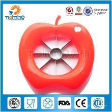 Stainless steel Apple Cutter Slicer apple shape Fruit Cutter apple corer