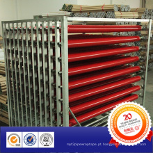 Alta qualidade pegajosa colorida PVC isolamento elétrico fita Jumbo Roll