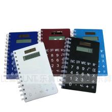 Ordinateur portable avec calculatrice avec grande pièce pour logo (LC808A)