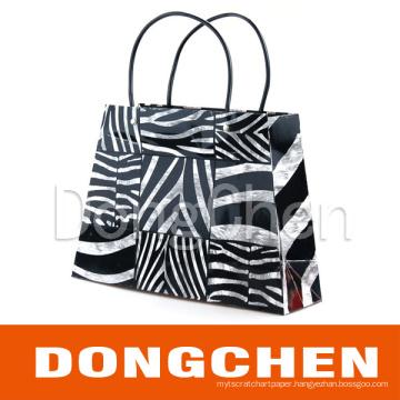 Custom Design Printed Hand Paper Bag for Shopping