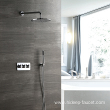 HIDEEP Two Function Brass Shower Faucet
