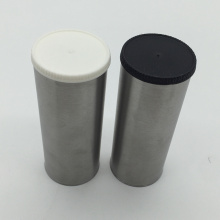 Modern Stainless Steel Salt and Pepper Shaker