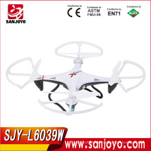 Newest LISHI Toy hot for sale!2.4G 4ch WIFI FPV Remote control Drone with Camera Real Time Transmission rc aircraft SJY-L6039W