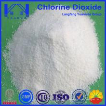 Comprimés stables de dioxyde de chlore de qualité alimentaire