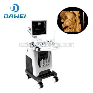 DW-C80 doppler couleur de la machine à ultrasons 4D et échographie doppler économique