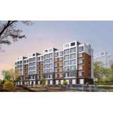 Light Steel Haus für Wohngebäude und Appartements