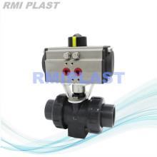 Пневматический шаровой клапан CPVC ANSI CL150