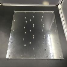 Fresagem de fresagem CNC Folha de empilhadeira acrílica
