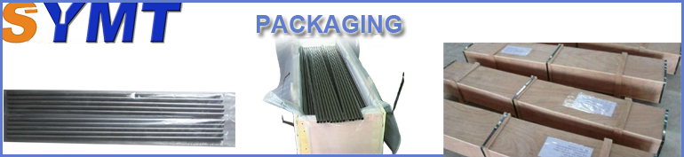 Tungsten Bar Package