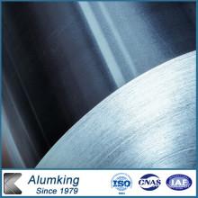 3003 Bobine en aluminium pré-imprégnée avec PE / PVDF pour panneau composite