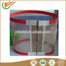 High Tensile Strength PTFE mesh fabric conveyor belts