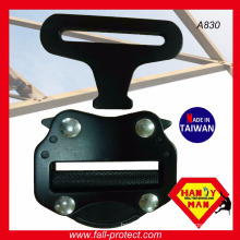 Harness Aluminum Side Quick Release Buckle
