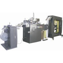 Rollo de Tam-Zp 1 color para enrollar la máquina de impresión auto de la pantalla del PVC
