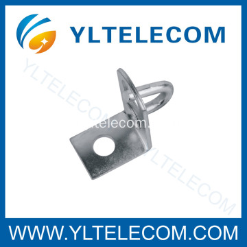 Hinger Support, Fiber Cabling Metal Draw Ganchos, Clamp Retractor para FTTH Cabling