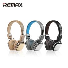 Remax 2021 newest Black Blue KhakiWireless Bluetooth Stereo Headset Headphone