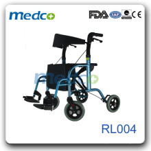Легкий весовой роликовый ходунок RL004