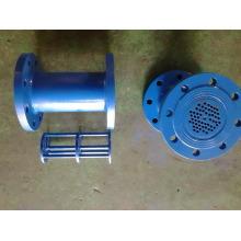 Válvula de aço carbono com revestimento de Epxoy para medidor de água flangeada Straightener