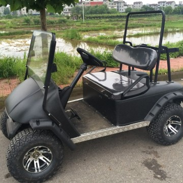 wholesale Carrello da golf a gas a 2 posti 300CC