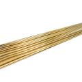Gas Welding Round Tin Brass CuZn40Sn Brass Welding Rod Wires