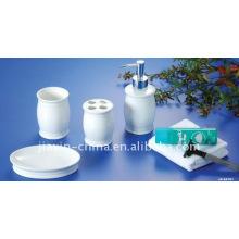 conjunto de banheiro de porcelana