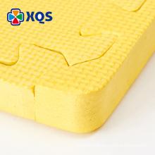 Colorido não-tóxico moderno TPU puzzle mat formamide GRÁTIS