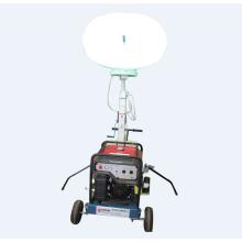 Tragbares Dieselgeneratorturmlicht des Ballons