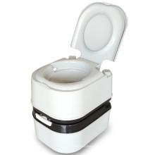 24L Tocador al aire libre móvil HDPE WC Tocador plástico