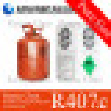 R407c Refrigerant Gas 11.3kg/25lb for Air Conditioning