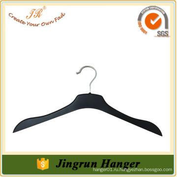 2016 Толстая черная пластиковая рубашка Вешалка Пользовательская вешалка