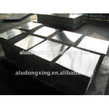 Plaque / feuille en aluminium anodisé de qualité série 5000 avec meilleur prix et qualité