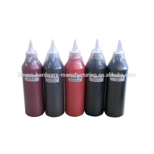 tinta de tatuaje de alta calidad de alta calidad 1000 ml / botella al por mayor super buena 120 ml