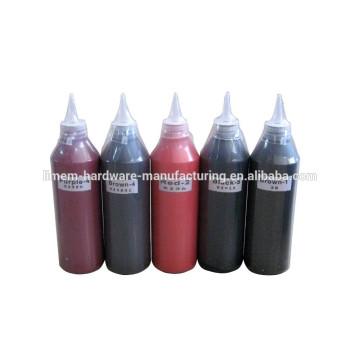Premium Tattoo Tinte hohe Qualität 1000ml / Flasche Großhandel super gut 120ml
