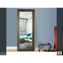 Оптовая цена элегантное зеркало PS подставил настенное зеркало