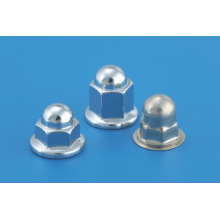 OEM Hex domed Stainless cap nut
